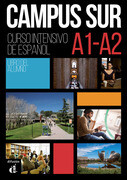 Campus Sur A1-A2. Libro del alumno + MP3 descargables