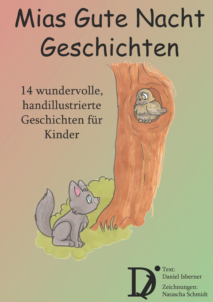 Mias Gute Nacht Geschichten als Buch