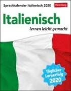 Sprachkalender Italienisch - Kalender 2020