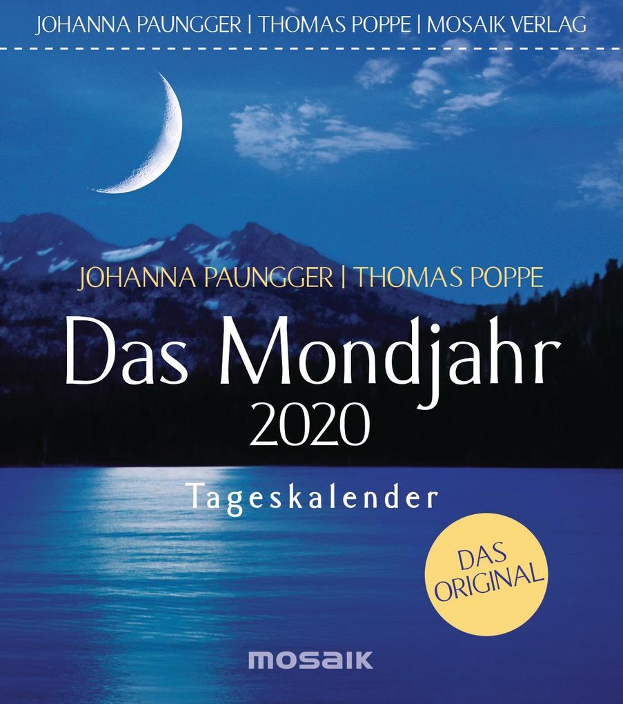 Das Mondjahr 2020 als eBook