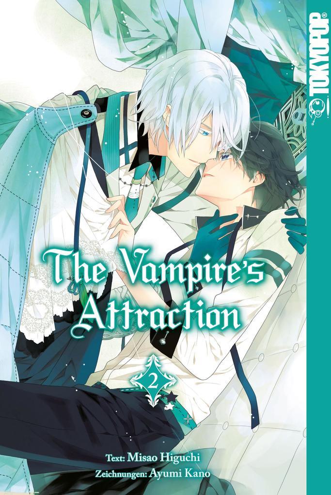 The Vampire's Attraction 02 als Taschenbuch
