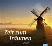 times & more Zeit zum Träumen Bildkalender 2020
