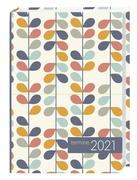 times&more Seestern blau Kalenderbuch 2020