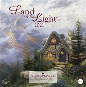 Land of Light Broschurkalender - Kalender 2020