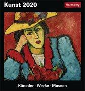 Kunst - Kalender 2020