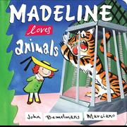 Madeline Loves Animals
