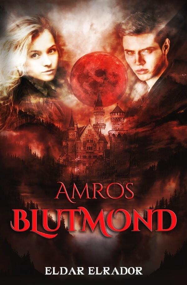 Amros - Blutmond als Buch (kartoniert)