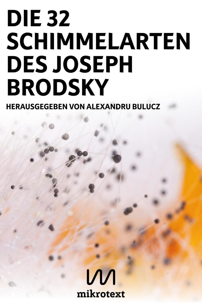 Die 32 Schimmelarten des Joseph Brodsky als eBook
