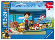 Ravensburger Puzzle - Paw Patrol, Hilfsbereite Spürnasen, 24 Teile