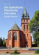 Die katholische Pfarrkirche Herz-Jesu in Sangerhausen
