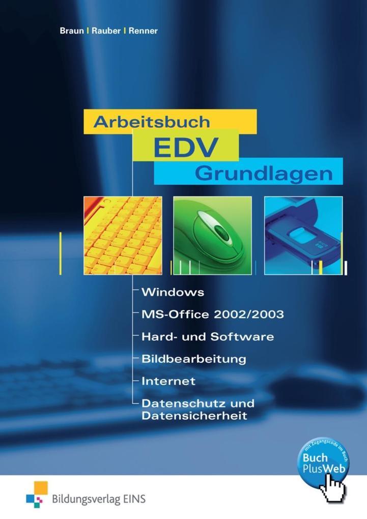 Arbeitsbuch EDV-Grundlagen. Arbeitsheft als Buc...