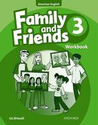 Family and Friends American Edition: 3: Workbook