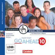 English Coach Multimedia. Go Ahead 10. CD-ROM ab Windows 95