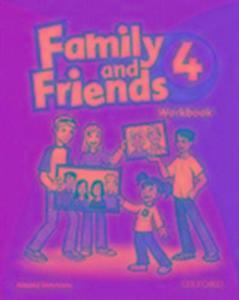 Family and Friends American Edition: 4: Workbook als Taschenbuch