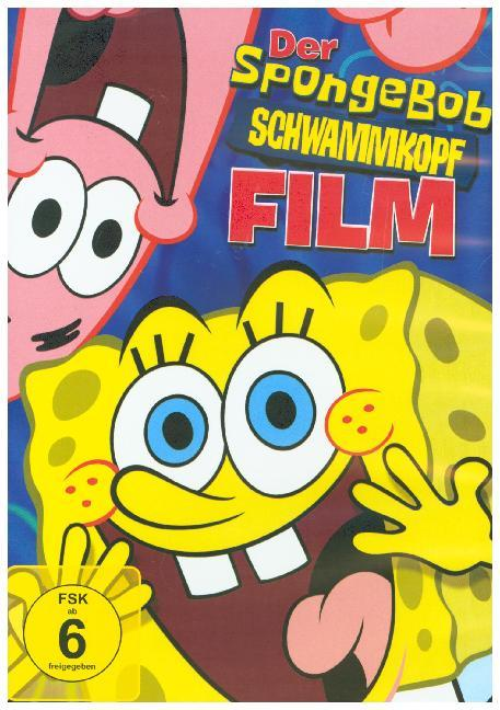 SpongeBob Schwammkopf - Der Film. DVD-Video