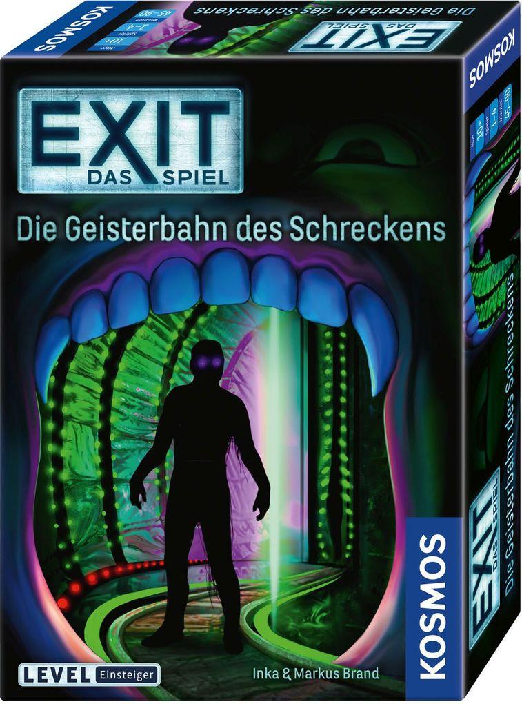 EXIT - Die Geisterbahn des Schreckens als sonstige Artikel
