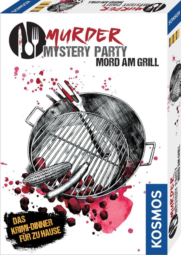 Murder Mystery Party - Mord am Grill als sonstige Artikel