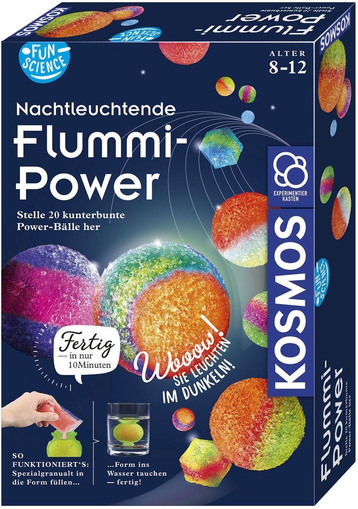 Fun Science Nachtleuchtende Flummi-Power als sonstige Artikel