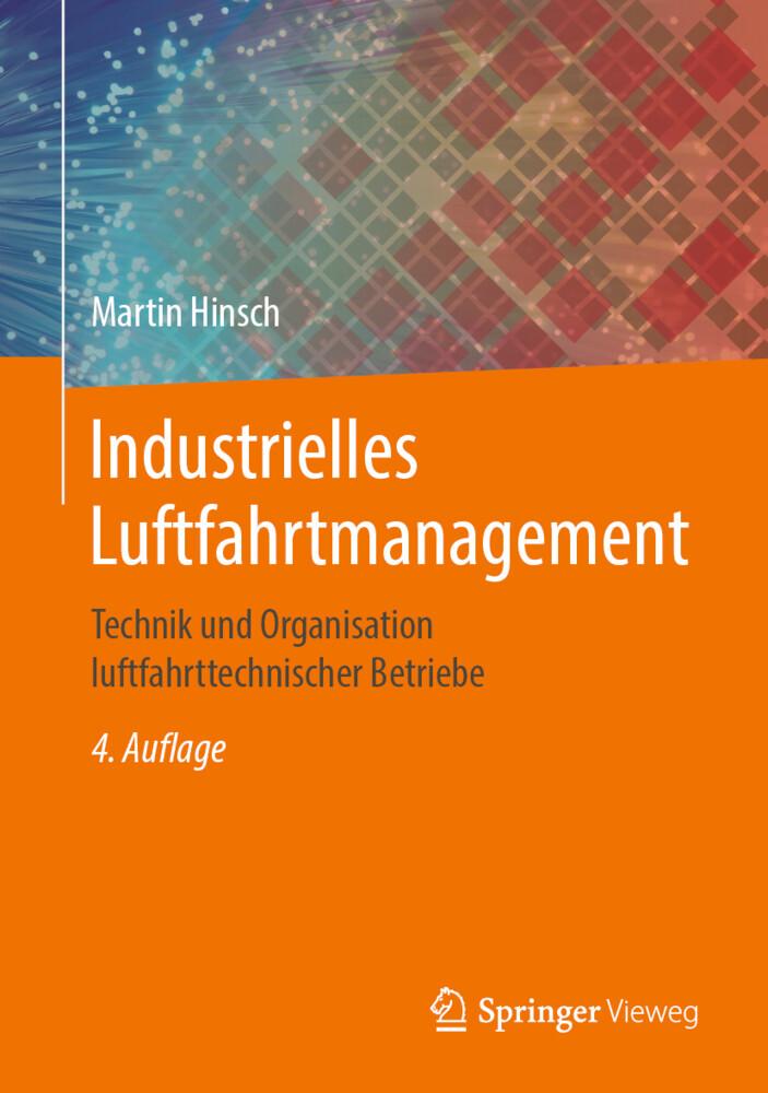 Industrielles Luftfahrtmanagement als Buch
