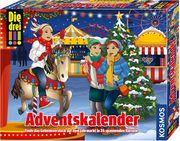 Die drei !!! Adventskalender 2019 (drei Ausrufezeichen)
