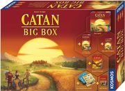 KOSMOS - CATAN - BIG BOX 2019