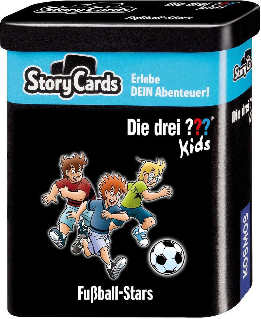 Story Cards - ??? Kids Fussball-Stars (drei Fragezeichen) als sonstige Artikel