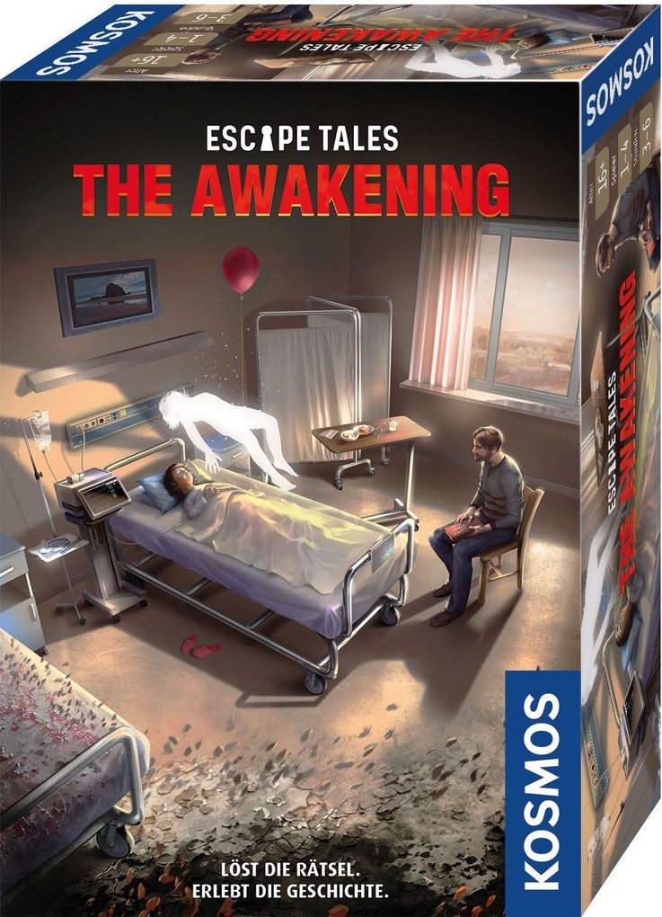 Escape Tales - The Awakening als sonstige Artikel