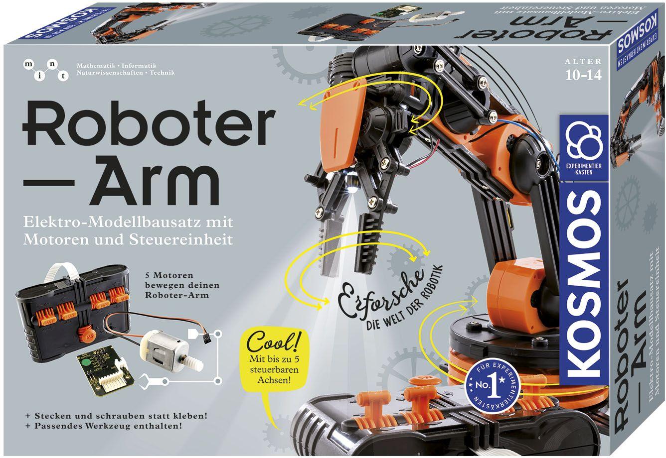 Roboter-Arm (drei Fragezeichen) als sonstige Artikel