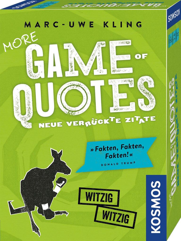More Game of Quotes als sonstige Artikel