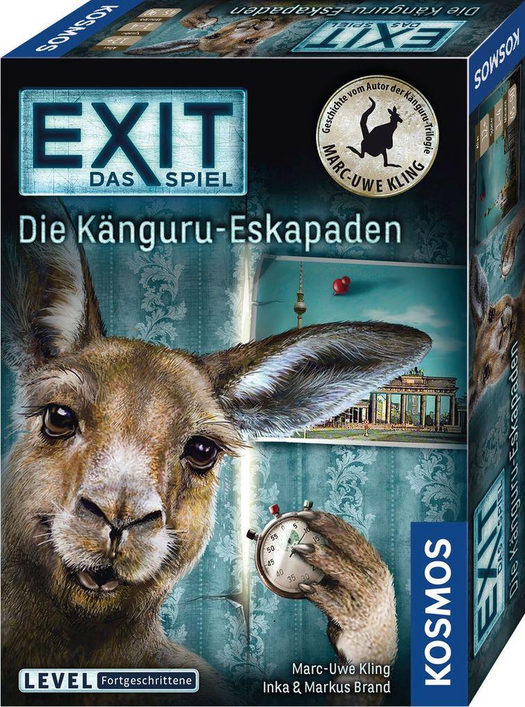 EXIT - Die Känguru-Eskapaden als sonstige Artikel