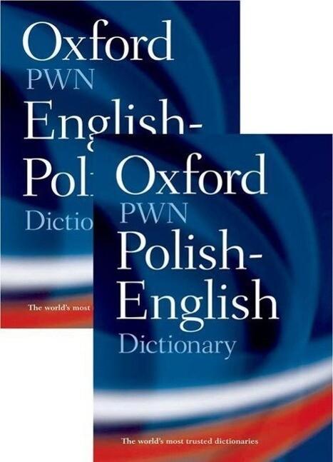Oxford-PWN Polish-English English-Polish Dictio...
