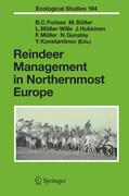 Reindeer Management in Northernmost Europe