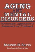 Aging and Mental Disorders