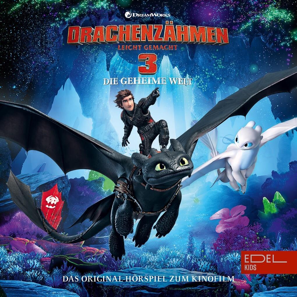 Drachenzähmen Leicht Gemacht 3 Dvd