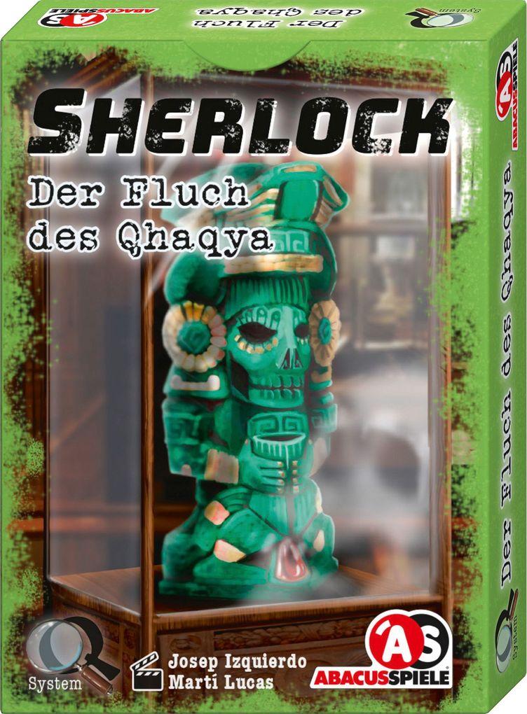 Sherlock - Der Fluch des Qhaqya als sonstige Artikel