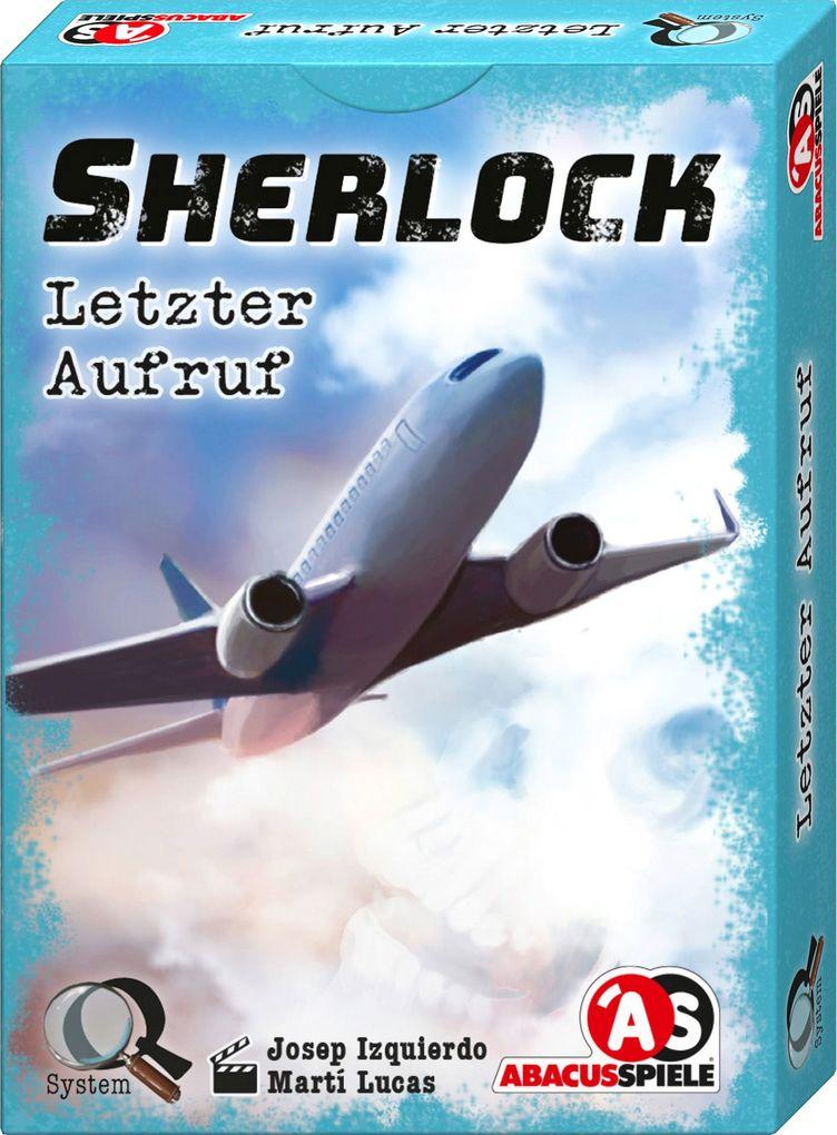 Sherlock - Letzter Aufruf als sonstige Artikel