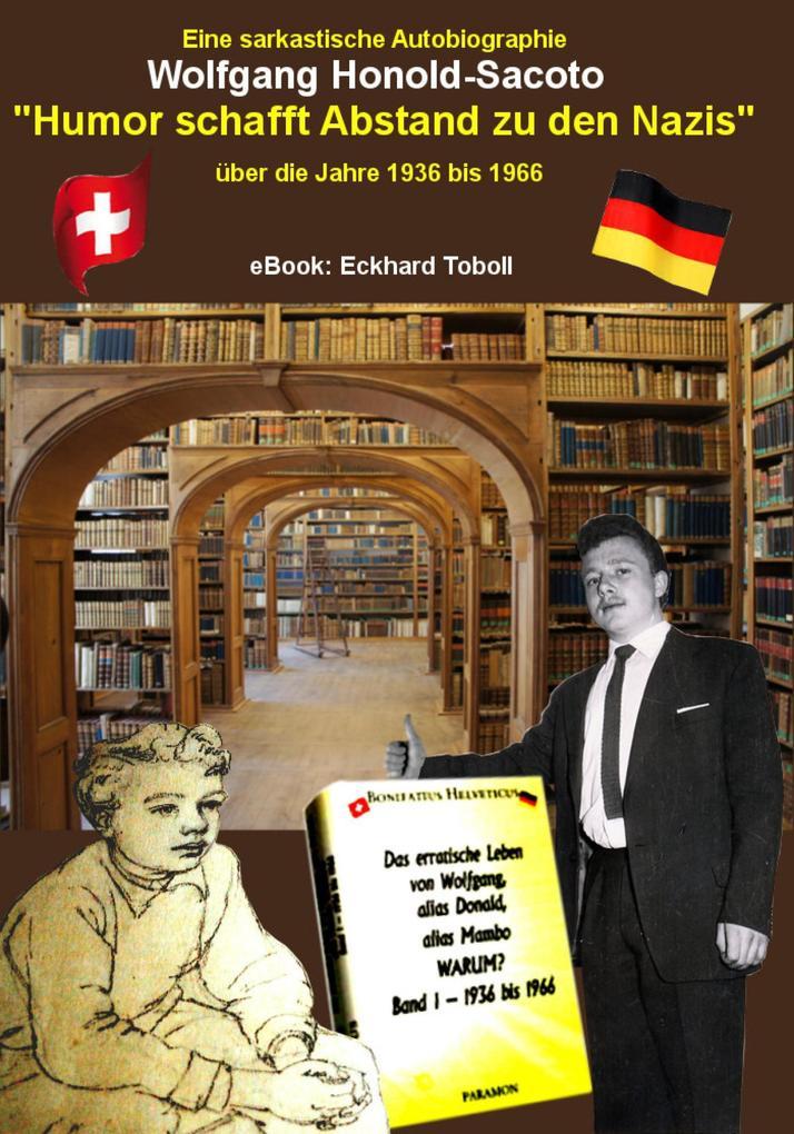 Humor schafft Abstand zu den Nazis als eBook