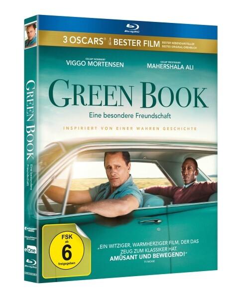 Green Book - Eine besondere Freundschaft als DVD