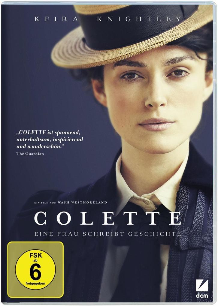 Colette als DVD