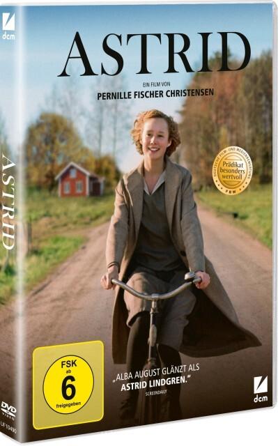 Astrid als DVD