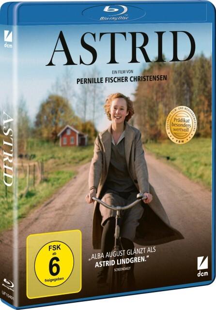 Astrid BD als DVD