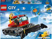 LEGO® - City - 60222 Pistenraupe