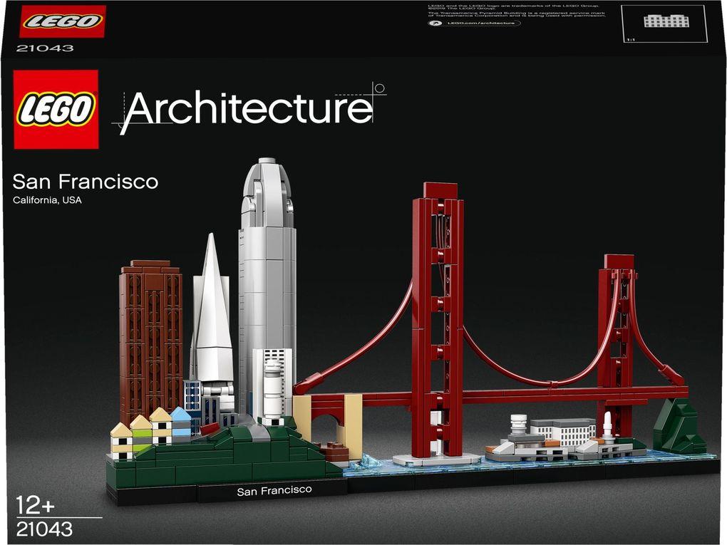 LEGO® - Architecture - 21043 San Francisco als sonstige Artikel