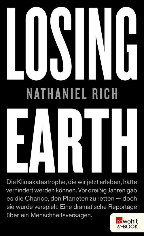 Losing Earth als eBook