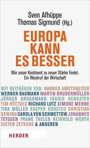 Europa kann es besser als Buch