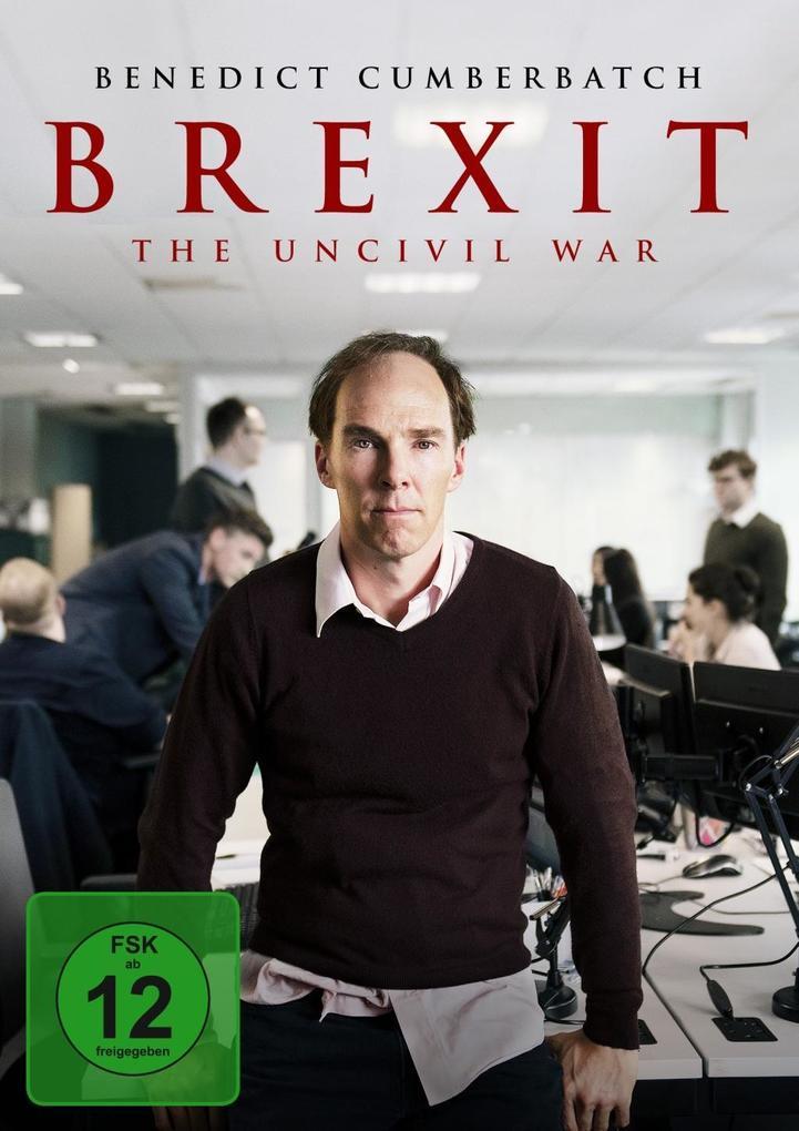 Brexit - The Uncivil War als DVD