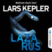 Lazarus - Joona Linna 7 (Gekürzt)
