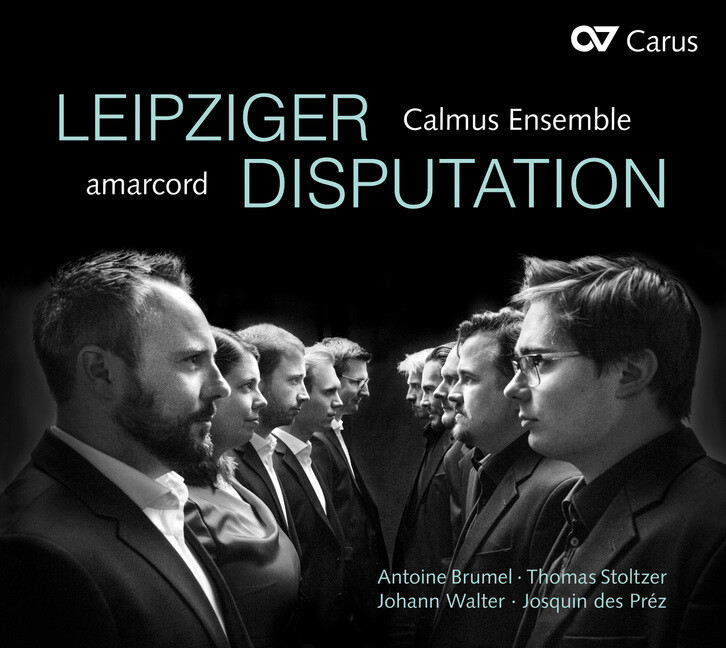 Leipziger Disputation als CD