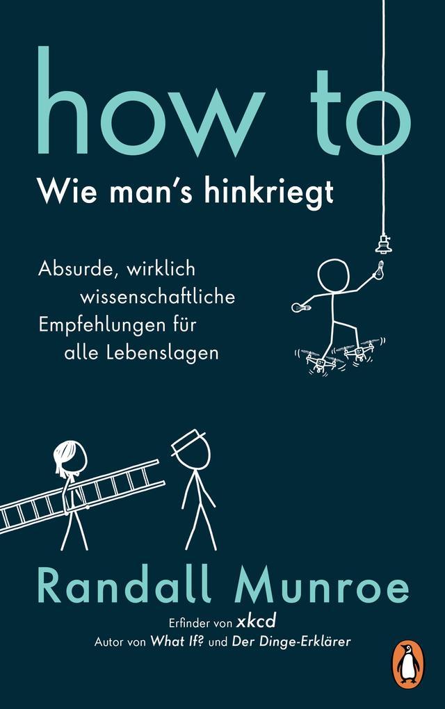 HOW TO - Wie man's hinkriegt als Buch