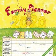 Familienplaner 2020 Broschürenkalender